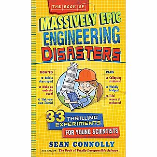 Book of Massively Epic Engineering Disasters