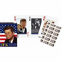 JFK Playing Cards