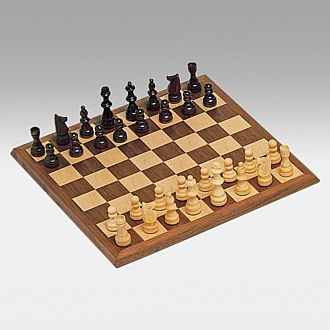Chess Set - Beginning, Wood