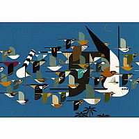 Charley Harper - Mystery of the Missing Migrants