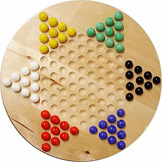 Chinese Checkers: 12