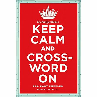 NYT Keep Calm and Crossword On