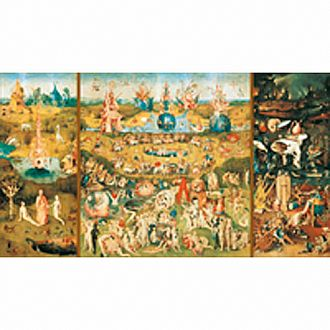 Garden of Earthly Delights (Educa, 9000pc)