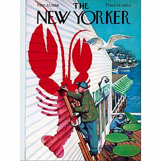 New Yorker - Seaside Cafe