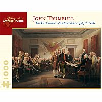 Trumbull - Declaration of Independence