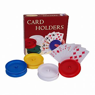 Round Card Holders