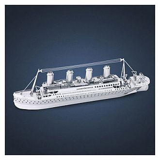 Metal Earth: Titanic ship