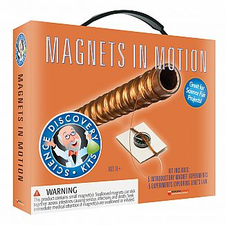 Magnets in Motion Science Kit