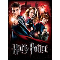 Hogwarts School Poster Puzzle (500 pc)