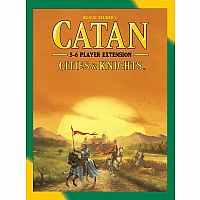 Catan Cities Knights 5-6 Player Extension
