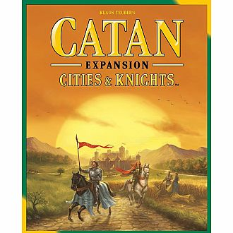 Catan Cities & Knights Expansion  2015