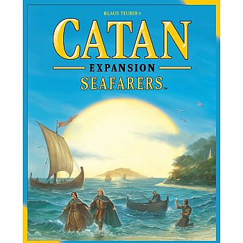 Catan Seafarers Expansion - 5th Edition