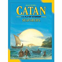 Catan Seafarers 5-6 Player Extension 2015