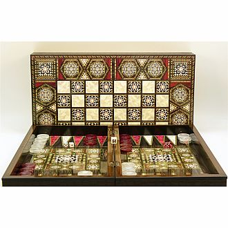 "Backgammon  20""  Yenigun Tavla"