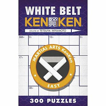 White Belt KenKen