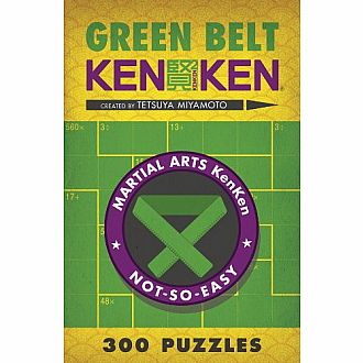 Green Belt Kenken