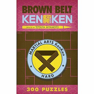 Brown Belt Kenken