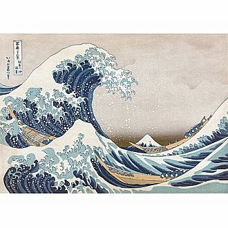 Great Wave Off Kanagawa (Wentworth - 40pc)
