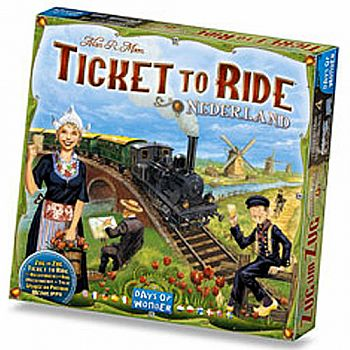 Ticket to Ride: Netherlands