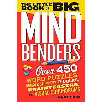 Little Big Book  Mind Benders