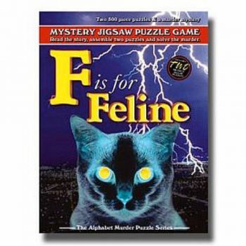 F is for Feline