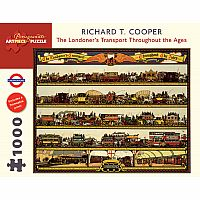 Richard T. Cooper - The Londoner's Transport Throughout the Ages