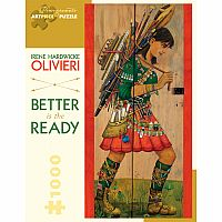 Irene Hardwicke Olivieri - Better Is The Ready