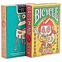 Bicycle Cards - Brosmind Cards