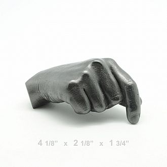 Graphite Object - Right Hand