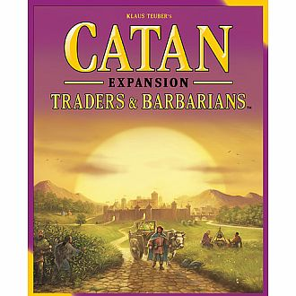 Catan Traders & Barbarian 2015