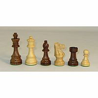 "Chessmen - 3.75"" Shees French"