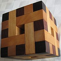 Handmade by S. Coffin: The Cube