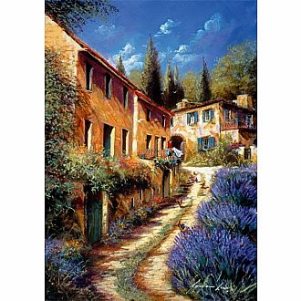 Velvet - Up the Lane (Trefl - 1000pc)