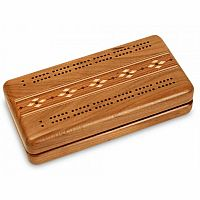 Cherry Cribbage with Cards