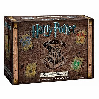 Hogwarts Battle: A Cooperative Deck-Building Game