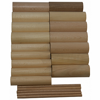 cooltool: Assorted Wood dowels