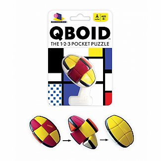 Qboid, The Pocket Puzzle