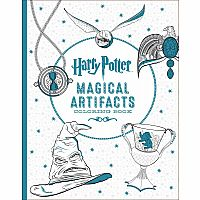 Magical Artifacts Coloring Book