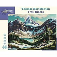 Trail Riders - Thomas Benton