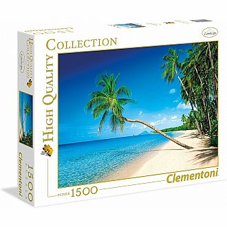 Caribbean Islands - Martinique (Clementoni - 1500pc)