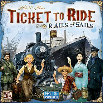 Ticket to Ride: Sails & Rails