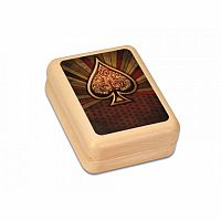 Aspen Treasure Card Box