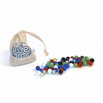 Bag of 60 Marbles