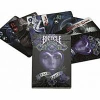 Anne Stokes Dark Hearts Bicycle Cards