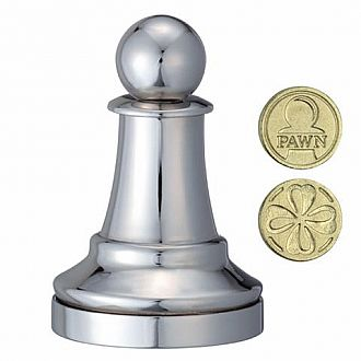 Chess Piece Puzzle - Pawn