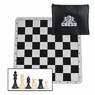 Silicone Black Ultimate Chess