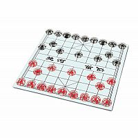 Glass Chinese Chess 10""
