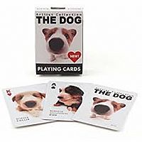 Bicycle - The Dog Playing Cards