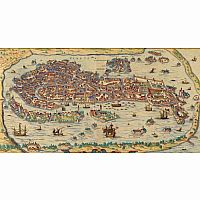 Old Venice Wooden Puzzle