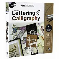 Creative Lettering & Calligraphy Kit